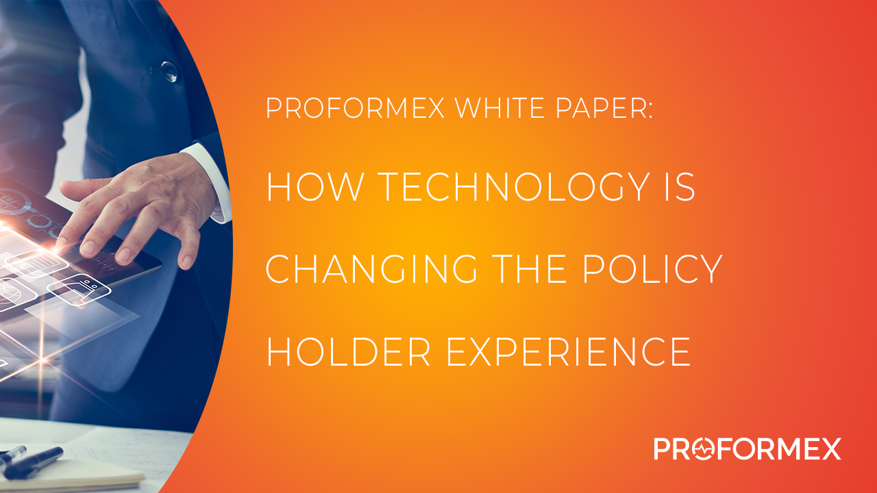 How Technology is changing the policy holder experience Thumbnail