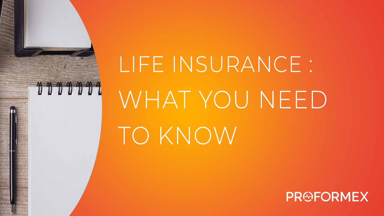 Life Insurance What You Need to Know Thumbnail
