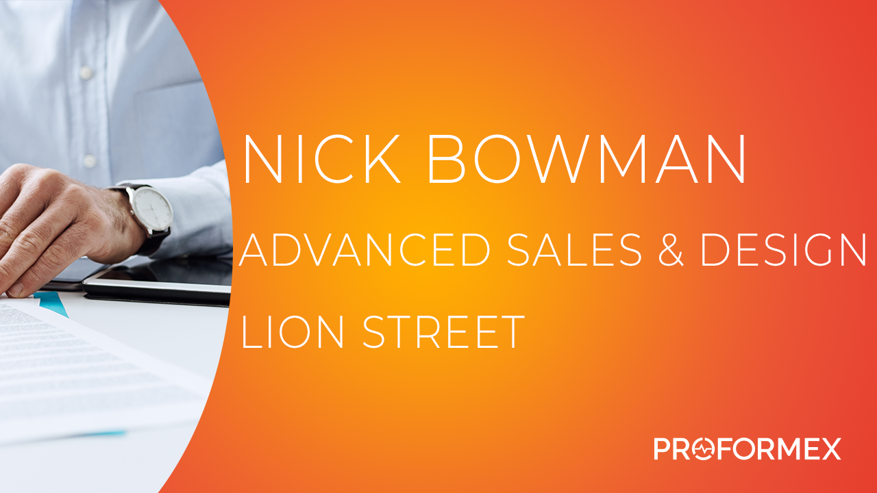 Nick Bowman LION STREET Thumbnail