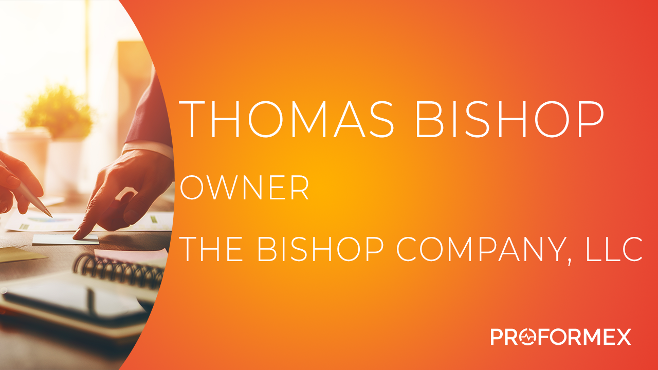 Thomas Bishop THE BISHOP COMPANY Thumbnail
